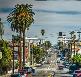 Cheap Flight Tickets to Los Angeles