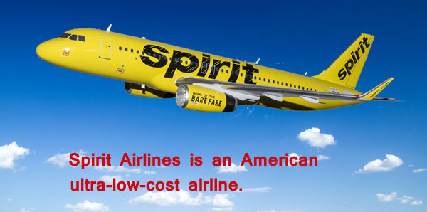 Spirit Airlines Flight